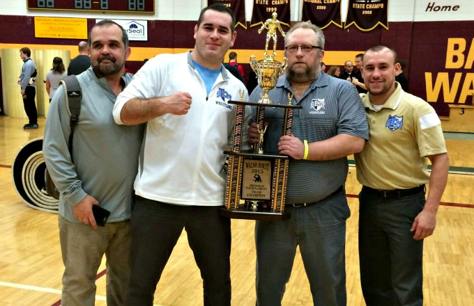 Wrestling rankings: Dealing with the highs and lows of being ranked as a team or individual