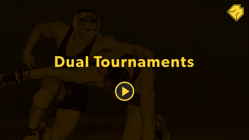 Dual Tournaments - MatBoss University